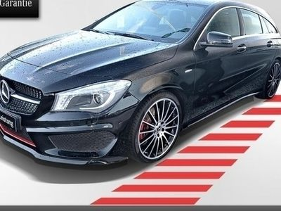 gebraucht Mercedes CLA250 Shooting Brake AMG 4M Navi Kamera PDC Licht+Sicht