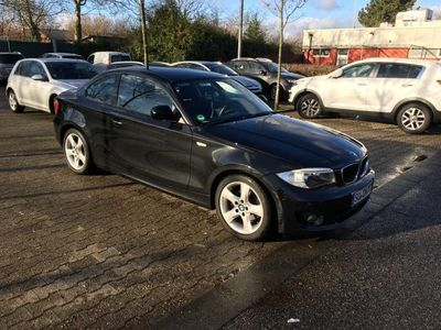 gebraucht BMW 118 Coupé 1er Edition Exclusive