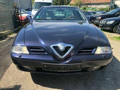 gebraucht Alfa Romeo 166 Alfa3.0 Aut.Klima.Leder.Navi.Schd