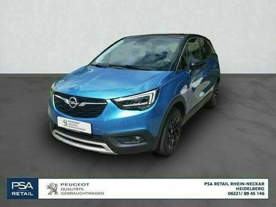 gebraucht Opel Crossland X 1.2 Start/Stop Innovation*NAVI*EPH*RFK*KEYLESS*