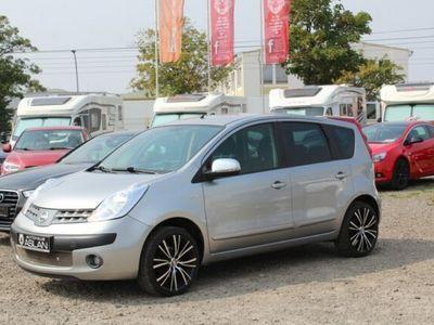 gebraucht Nissan Note Acenta Alu+Navi+CD+USB+Klima+4xFH