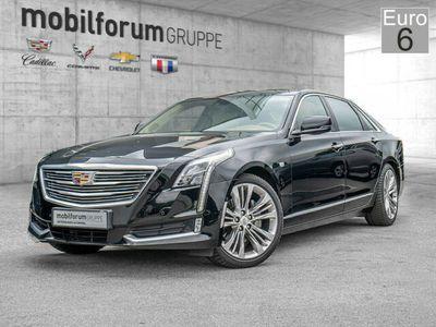 gebraucht Cadillac CT6 3.0L V6 AWD Platinum W-LAN ACC RSE EU6