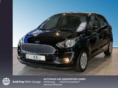 gebraucht Ford Ka Plus 1.2 S&S Cool & Connect 63 kW, 5-türig