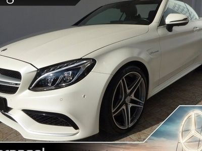 gebraucht Mercedes C63 AMG AMG COMAND/Distronic/Driver`s Package/ILS