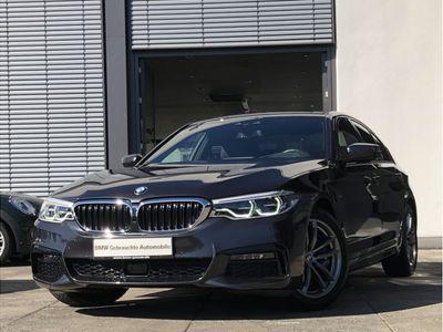 gebraucht BMW 540 i Limousine M Sport DA+ HuD LED Glasd. HiFi