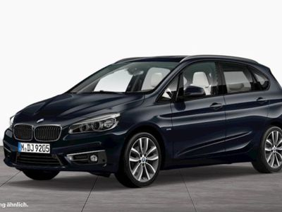 gebraucht BMW 218 Active Tourer d xDrive Luxury Line Tempomat