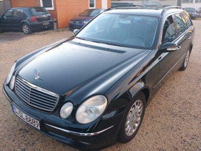 käytetty Mercedes E320 E-Klasse T-ModellCDI