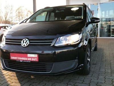 gebraucht VW Touran Comfortline 1.4 TSI*8-Fach bereift*PDC-Hi