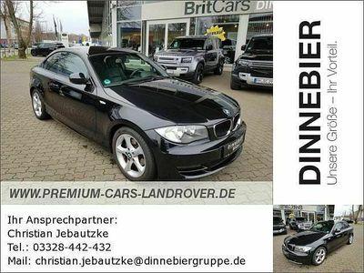 gebraucht BMW 125 Coupé i Gebrauchtwagen, bei Autohaus Dinnebier GmbH