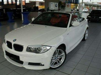 gebraucht BMW 123 Cabriolet 1er