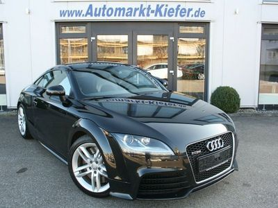 gebraucht Audi TT RS 2.5 TFSIquattro*280 km/h*Navi*Xenon*Bose als Sportwagen/Coupé in Bühl