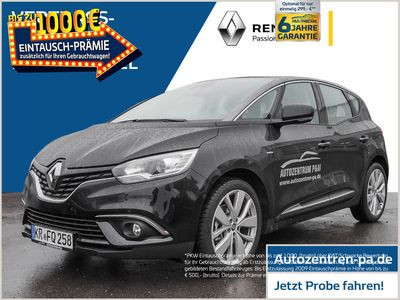 gebraucht Renault Scénic LIMITED TCe 140 / Navi+Komfort Paket