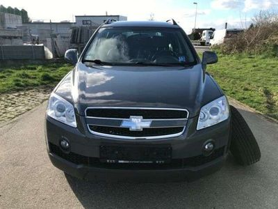 gebraucht Chevrolet Captiva 2.0 D LS,7-SITZE,KLIMA,ALU-FELGEN