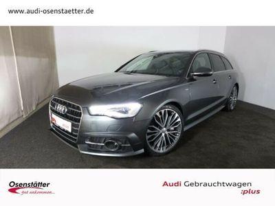 gebraucht Audi A6 Avant 3,0 TDI qu/2xS-Line/Navi+/BOSE/20''/Xen