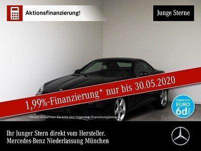 gebraucht Mercedes 180 SLCPano ILS LED Airscarf Navi Totwinkel PTS