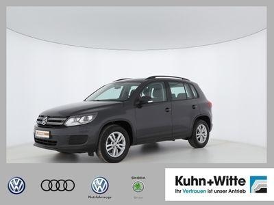 gebraucht VW Tiguan Trend & Fun 2.0 TDI *AHK*Xenon*Sitzheizung*