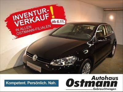 gebraucht VW Golf VII Trendline VII 1.6 TDI KLIMA*TEMPO*EUR6