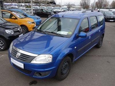 gebraucht Dacia Logan Kombi 1.6 MPi Laureate