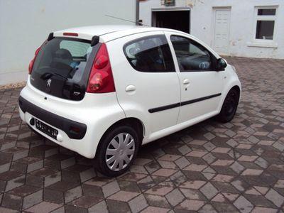 gebraucht Peugeot 107 70 Urban Move 5Türen,Klimaanlage