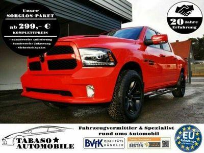 gebraucht Dodge Ram 4x4 Crew Sport bei Gebrachtwagen.expert