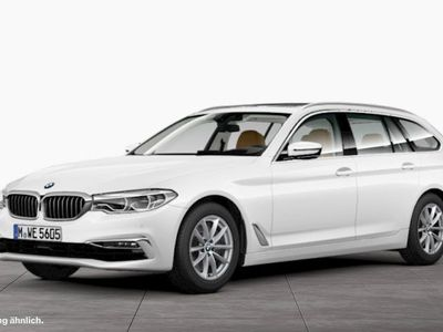 gebraucht BMW 520 i Touring Luxury Line