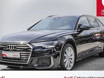 gebraucht Audi A6 50 TDI sport quattro tiptr. S LINE NAVI B&O