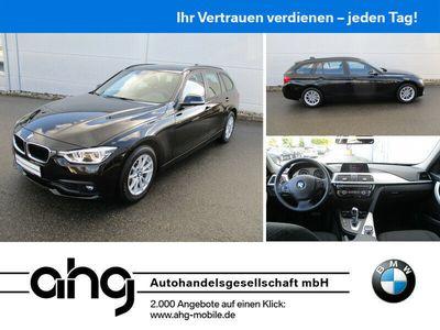 gebraucht BMW 318 d Touring Advantage Aut. Navi Business PDC LM