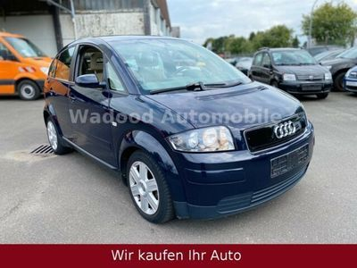 gebraucht Audi A2 1.4 TDI+LEDER+ KLIMAAUT+PANOR.