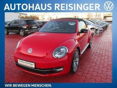 gebraucht VW Beetle Cabriolet Sport 2.0 TDI DSG Exclusive