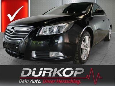 gebraucht Opel Insignia 1.8 Edition Bi-Xenon/Navi600/SHZ/LHZ/PD