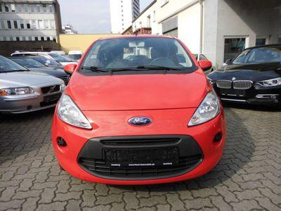 gebraucht Ford Ka 1.2 Trend - Klima - Ganzjahresreifen