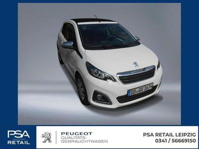 gebraucht Peugeot 108 72 VTI Top ! Style 3T,StylePaket, Klima
