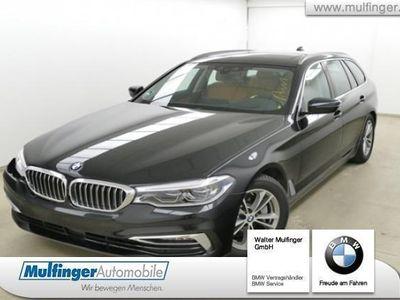 gebraucht BMW 530 d Touring Luxury DrivAssPlus DAB KomfSi Pano