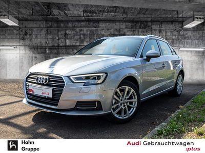 gebraucht Audi A3 Sportback Design 35TFSI GRA Navi LED DAB Einparkh