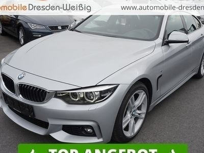 gebraucht BMW 420 Gran Coupé iA M Sport*Navi*LED*EU6 d Temp*