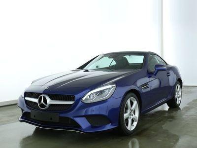 gebraucht Mercedes 180 SLCILS*PTS*Navi*Totwinkel*Airscarf*Spiegelp