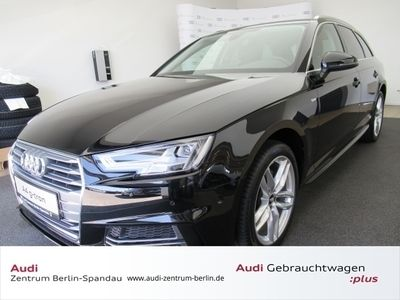 gebraucht Audi A4 Avant g-tron 2.0 TFSI S line S tronic *NAVIplus*