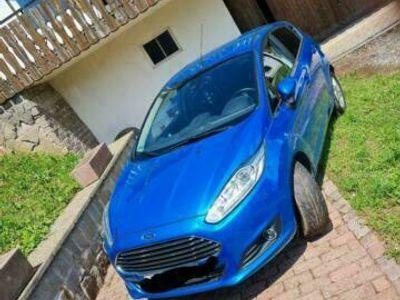 gebraucht Ford Fiesta bj 2014