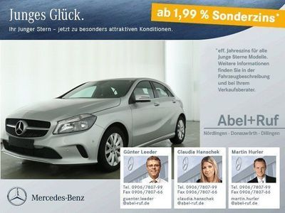 gebraucht Mercedes A180 Style Navigation Akt. PTS Media-Display