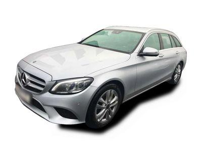 gebraucht Mercedes C220 d T 9G Avantgarde Widescreen Comand el. Heckklappe