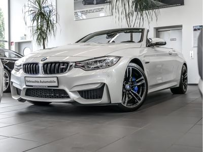 gebraucht BMW M4 Cabriolet M DKG Navi Prof. H/K LED Komfortzugang