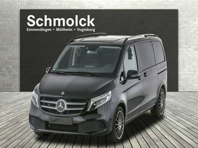 "gebraucht Mercedes V250 d EDITION Kompakt LED/STDHZ/AHK/19""/COMAND"