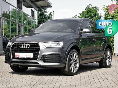 gebraucht Audi Q3 2.0 TFSI S-Line Quattro S-Tronic Navi Xenon