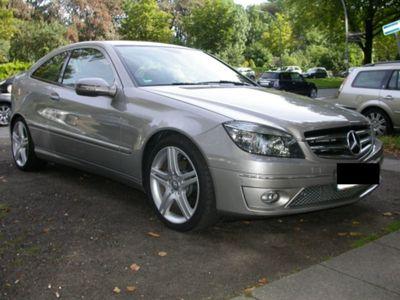 gebraucht Mercedes CLC200 Kompressor Sportpaket Leder Alarmanlage