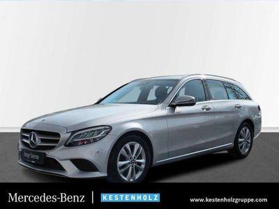 gebraucht Mercedes C300 T Avantgarde LED Keyl-GO Kamera PTS 9G Sitzh
