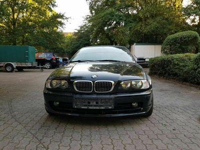 gebraucht BMW 320 Cabriolet e46 ci