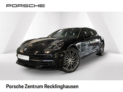 gebraucht Porsche Panamera Sport Turismo 4S Leder LED Navi e-Sitze ACC