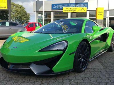 gebraucht McLaren 570S Spider Mantis Grün Kamera