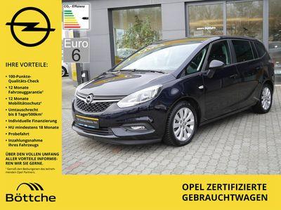 gebraucht Opel Zafira 1.6 Turbo ON INTELLILINK NAVI W-LAN EU6