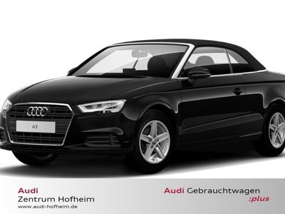 gebraucht Audi A3 Cabriolet 1.5 TFSI 110kW*LED*Virtual*Navi+*Co M